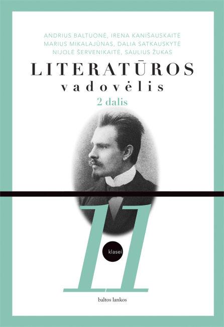 Literatūros vad. 11 kl 2 dalis (2011)