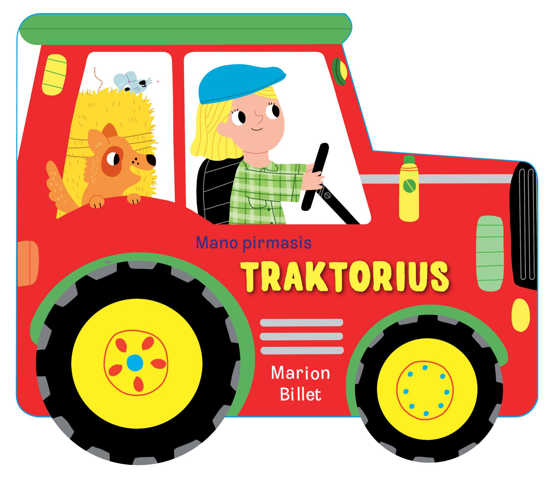 Mano pirmasis traktorius