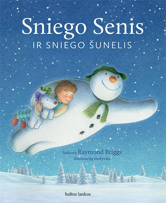 Sniego Senis ir Sniego Šunelis