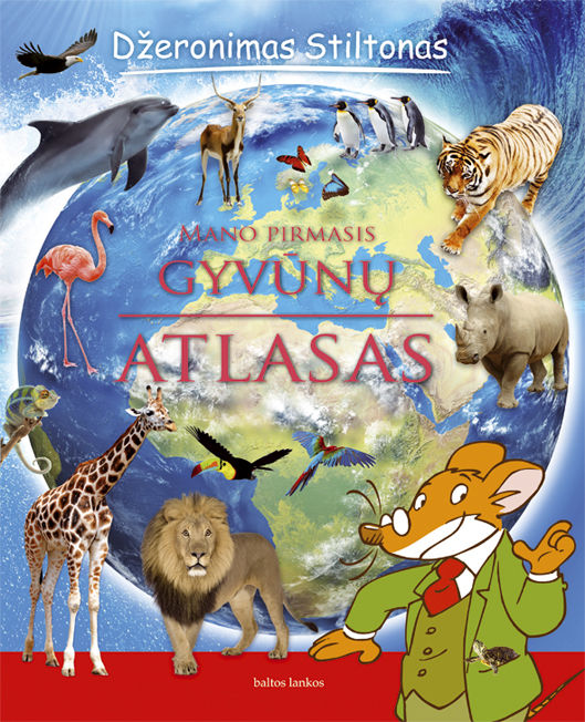 Mano pirmasis gyvūnų atlasas