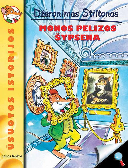 Monos Pelizos šypsena