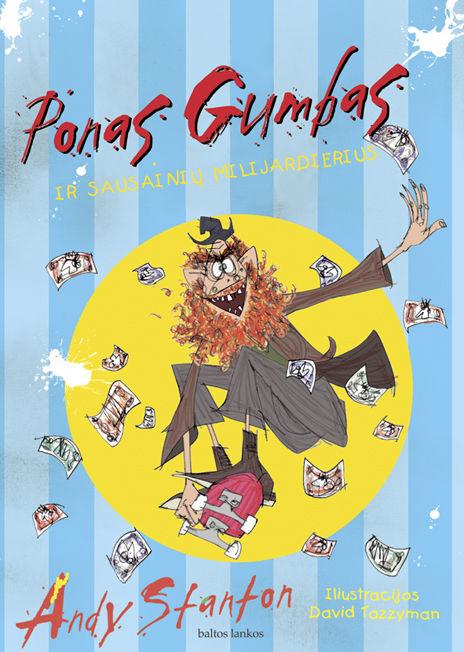 Ponas Gumbas ir Sausainių Milijardierius