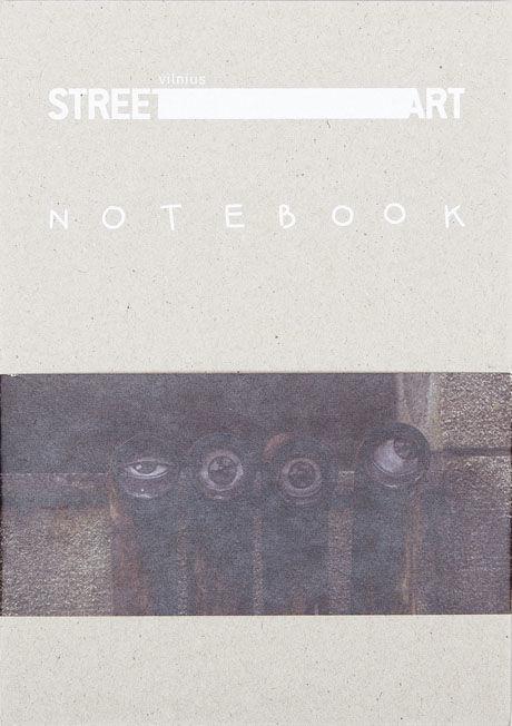 Vilnius Street Art Notebook