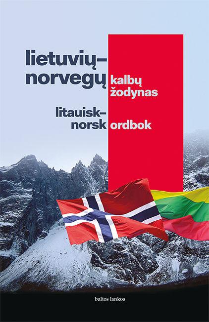 Lietuvių - norvegų kalbų žodynas