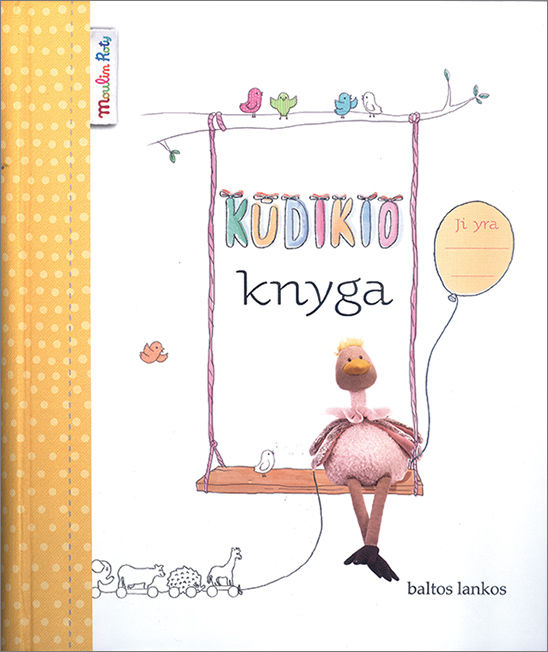 Kūdikio knyga (KNYGA SU DEFEKTAIS)