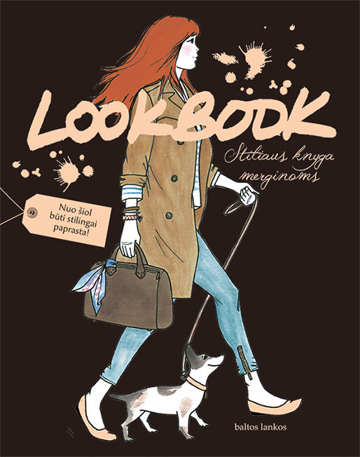 Lookbook. Stiliaus knyga merginoms