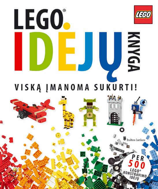 LEGO idėjų knyga