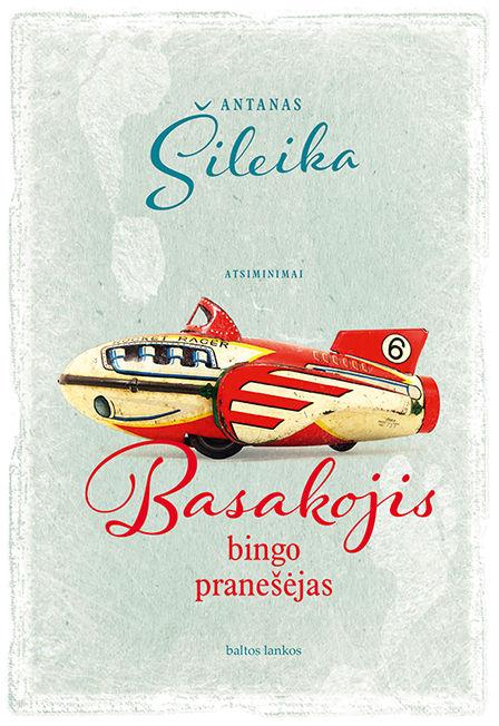 El. knyga Basakojis bingo pranešėjas