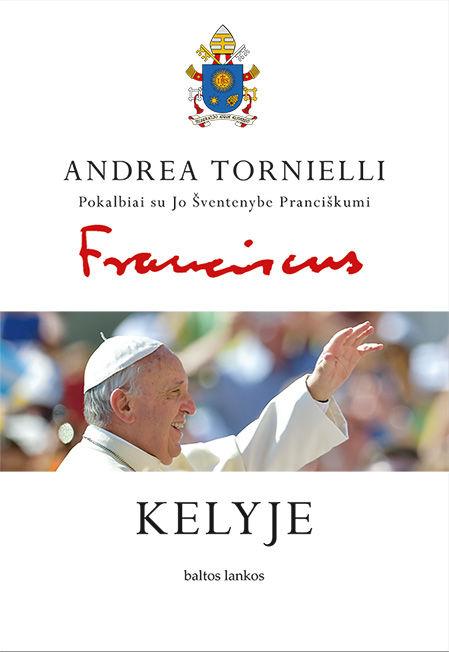 El. knyga Kelyje: pokalbiai su Jo Šventenybe Pranciškumi