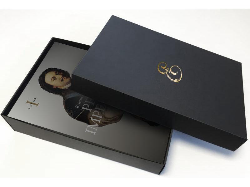 Petro imperatorė (dovanų dėžutėje)