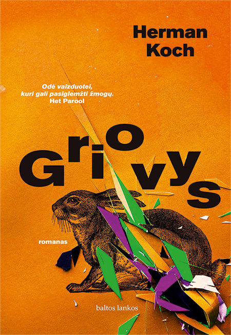 El. knyga Griovys