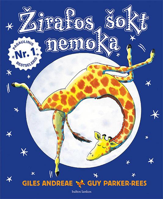 Žirafos šokt nemoka