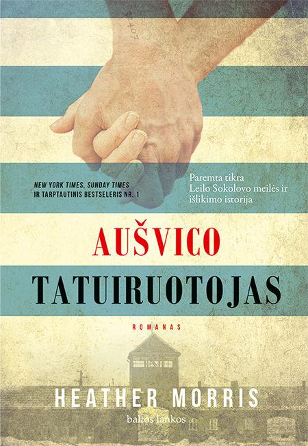 El. knyga Aušvico tatuiruotojas