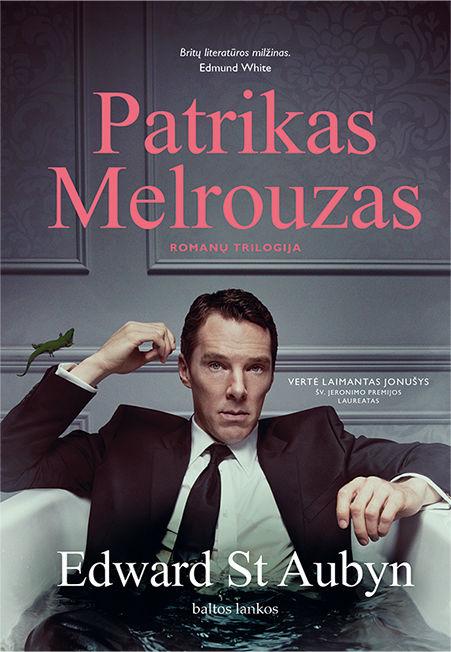 El. knyga Patrikas Melrouzas